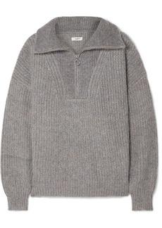 Isabel Marant Myclan Ribbed-knit Sweater