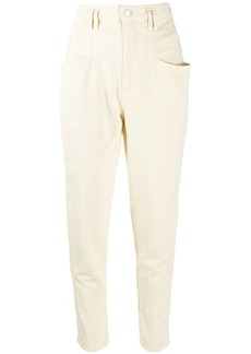 Isabel Marant Nadeloisa high-rise jeans