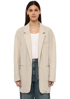 Isabel Marant Natty Cotton Moleskin Jacket