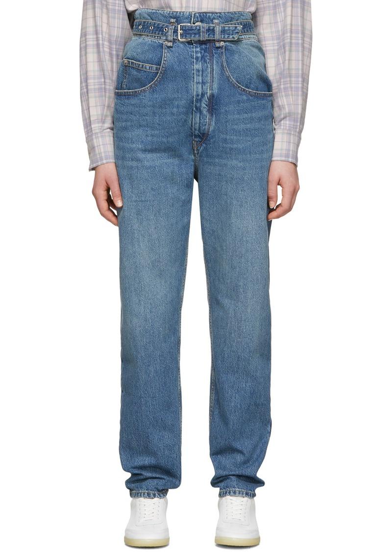 Isabel Marant Navy Gloria Jeans