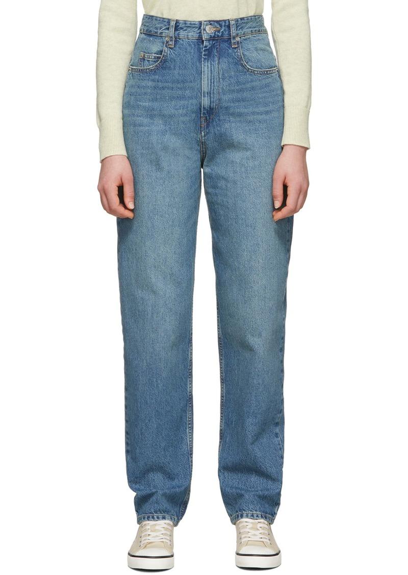 Isabel Marant Navy Neaj Jeans