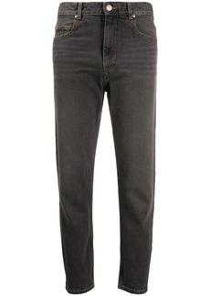 Isabel Marant Neaj mid-rise tapered boyfriend jeans