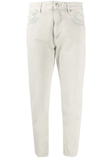 Isabel Marant Neaj cropped jeans