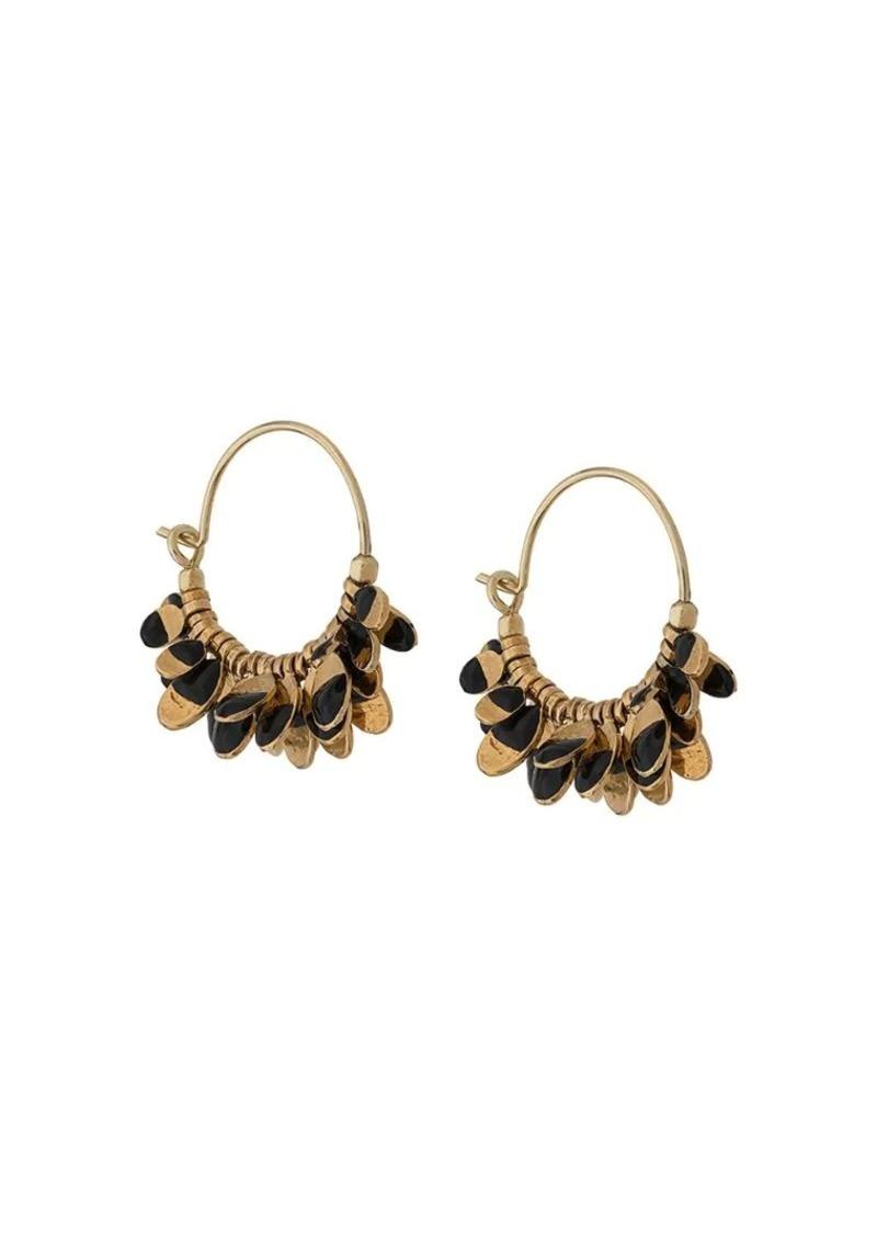 Isabel Marant New Leaves earrings