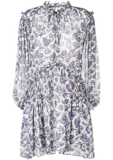 Isabel Marant Nydia printed dress
