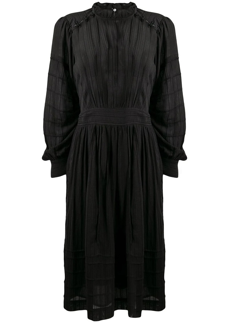 Isabel Marant Odea flared dress
