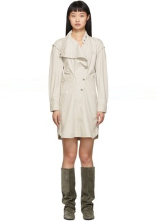 Isabel Marant Off-White Linore Dress