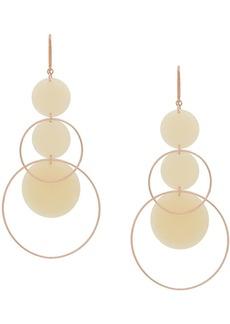 Isabel Marant orb dorp earrings