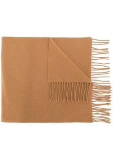 Isabel Marant oversized fringed scarf