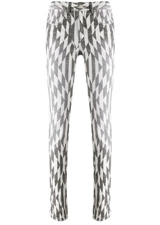 Isabel Marant Paro high-rise skinny jeans