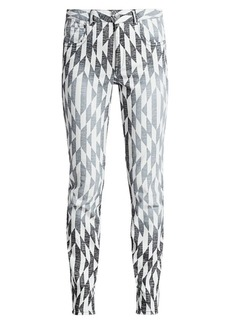 Isabel Marant Paro Print Jeans