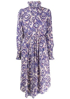 Isabel Marant patterned Yescott dress
