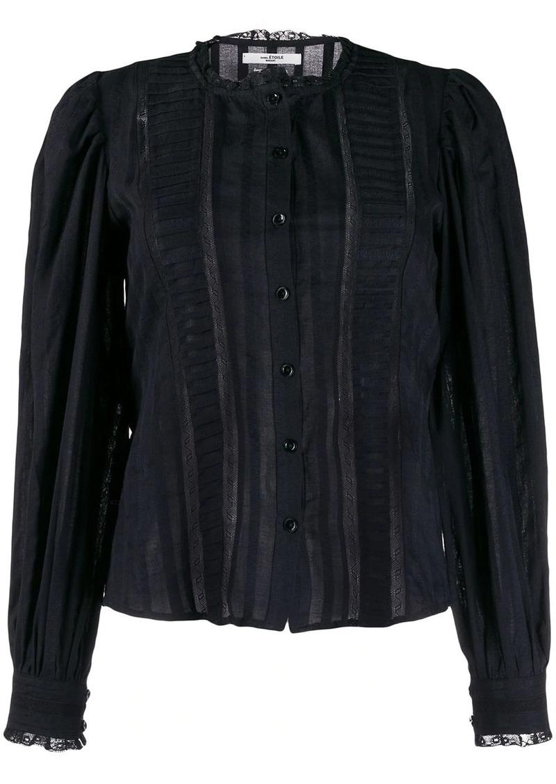Isabel Marant Peachy lace blouse