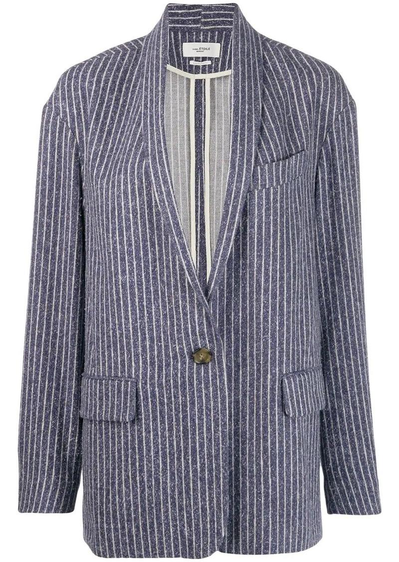 Isabel Marant Piety striped blazer