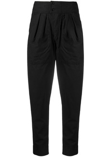Isabel Marant plain tapered trousers