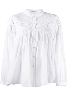Isabel Marant pleated blouse