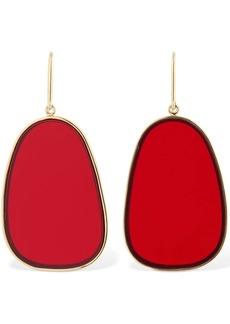 Isabel Marant Plexi Earrings
