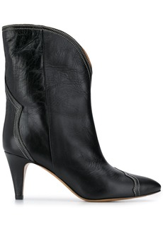 Isabel Marant pointed cowboy boots