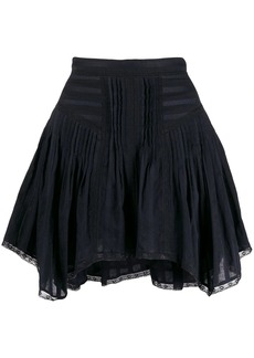 Isabel Marant Prandali lace trim skirt