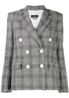 Isabel Marant Prince of Wales check jacket