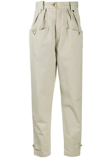 Isabel Marant Pulcie high-waisted trousers