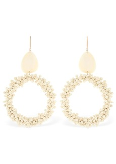 Isabel Marant Rubell Coconuts Hoop Earrings