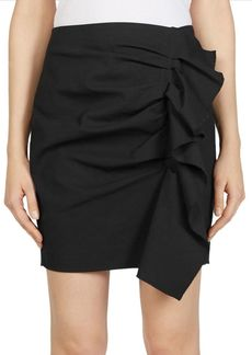 Isabel Marant Ruffle Mini Skirt