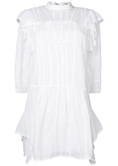 Isabel Marant ruffle trim dress
