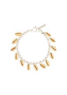 Isabel Marant shell charm bracelet