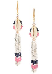 Isabel Marant shell drop earrings