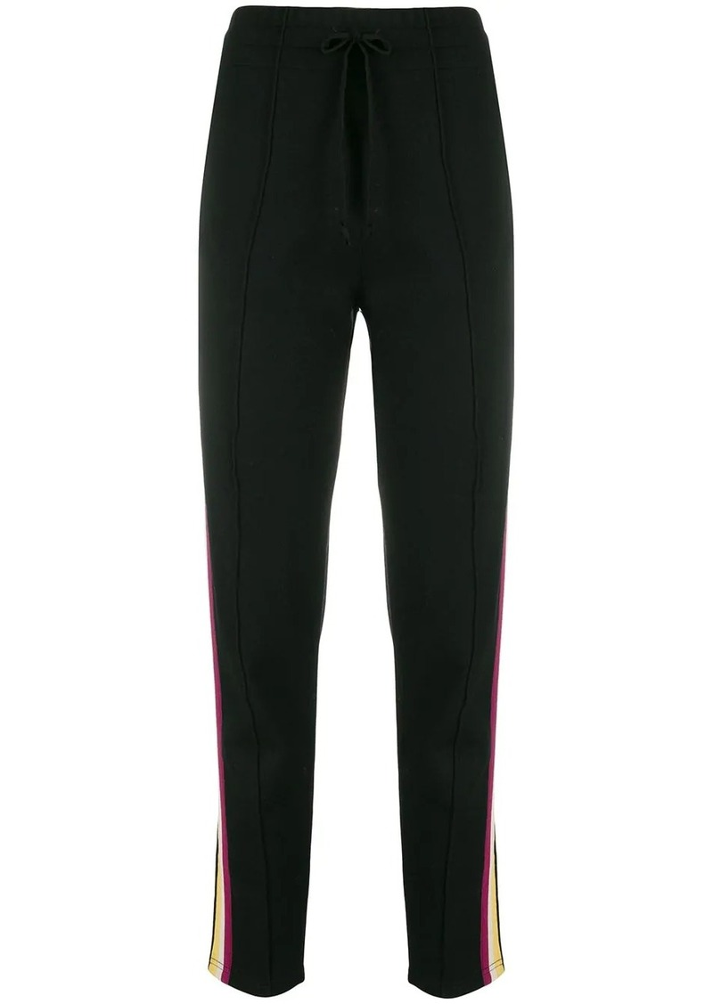 Isabel Marant side-stripe track trousers