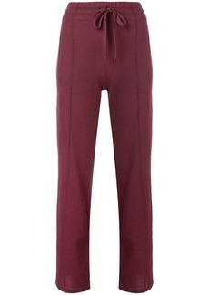 Isabel Marant side stripes track trousers
