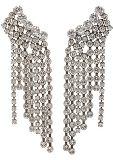 Isabel Marant Silver 'A Wild Shore' Earrings
