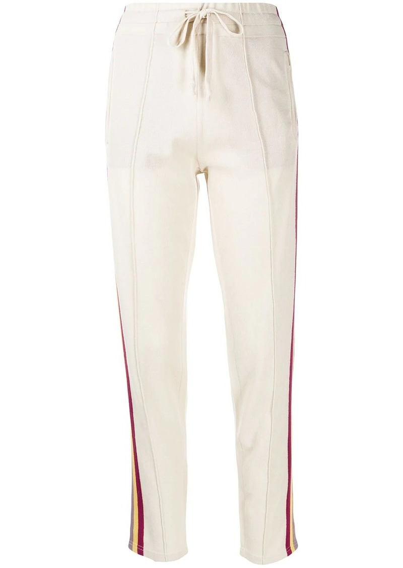 Isabel Marant slim fit track pants