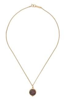 Isabel Marant stone pendant necklace
