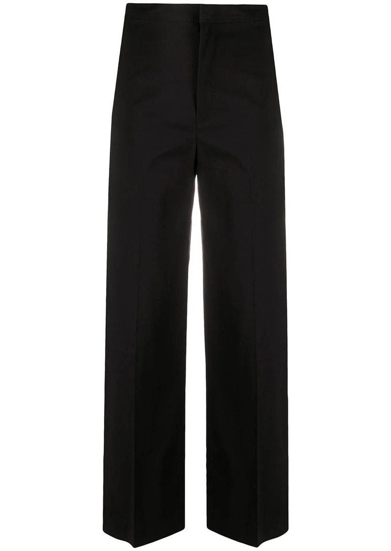 Isabel Marant straight cropped trousers