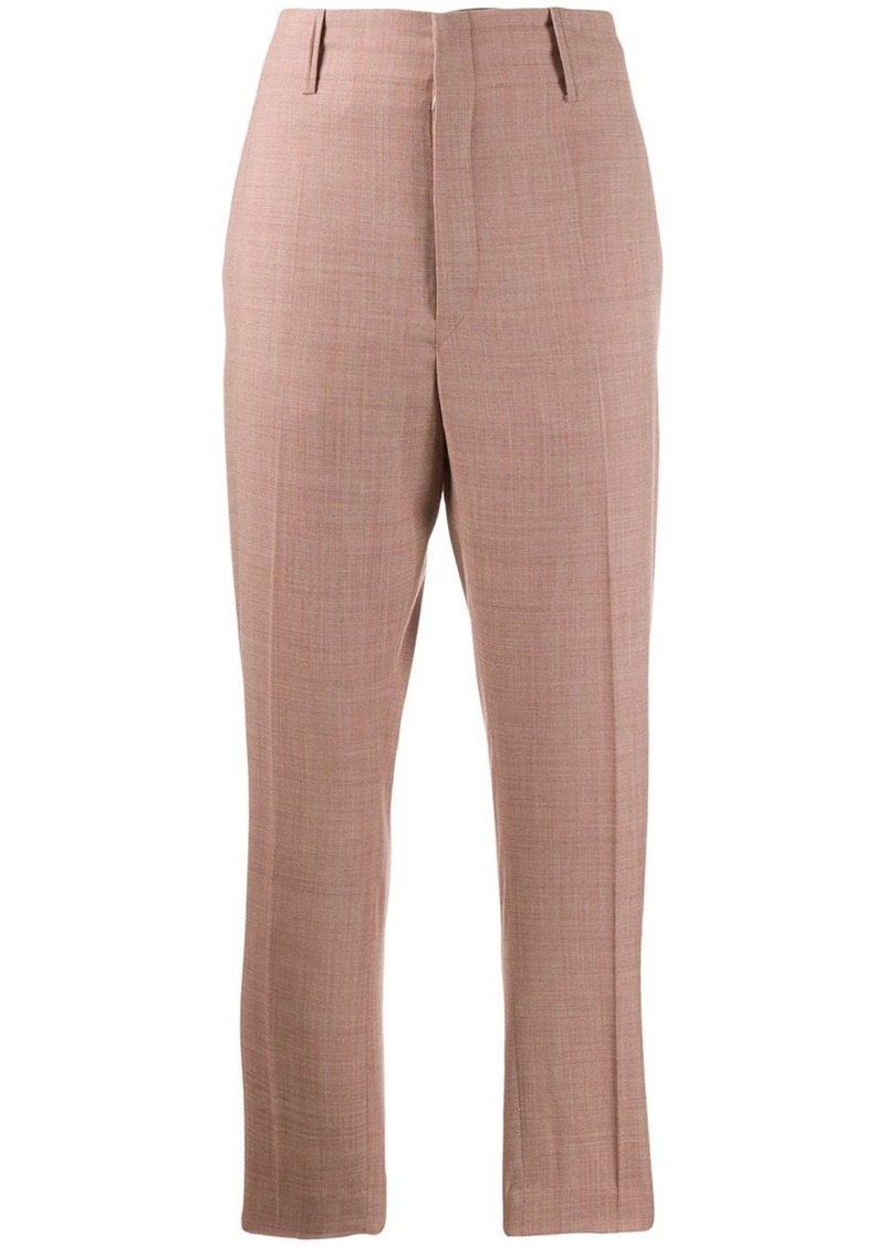 Isabel Marant straight-leg tailored trousers