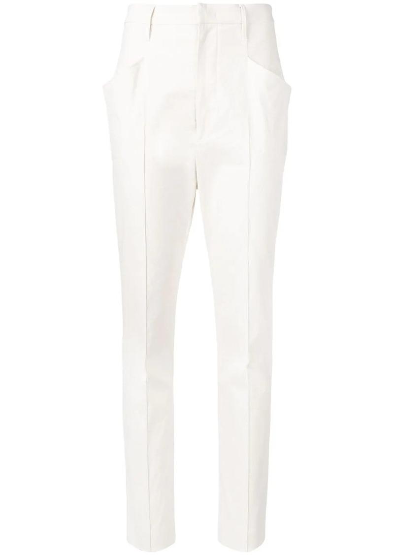Isabel Marant straight leg trousers