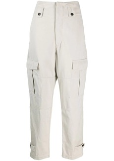 Isabel Marant straight utility trousers