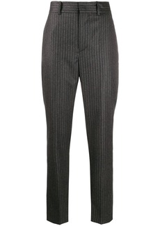 Isabel Marant striped tailored-style trousers