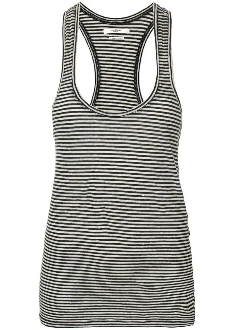 Isabel Marant striped tank top
