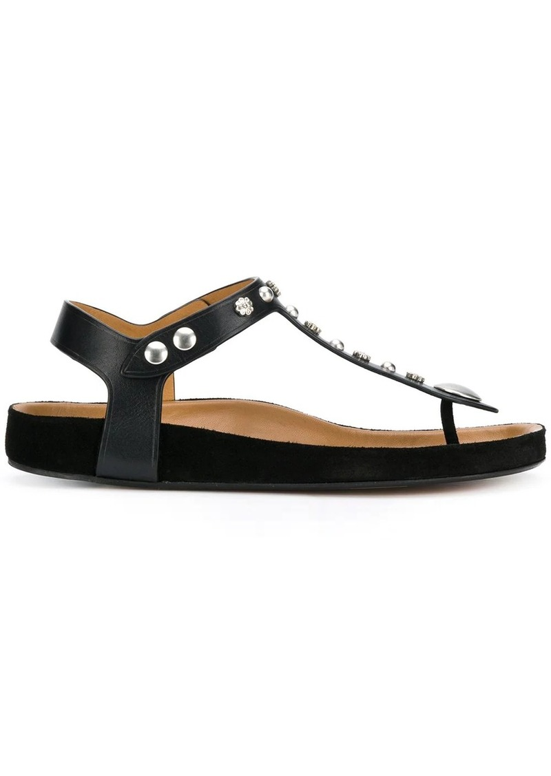Isabel Marant studded T-bar sandals