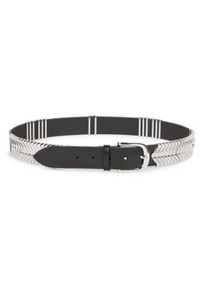 Isabel Marant Tehora Leather Belt