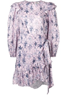 Isabel Marant Telicia printed dress