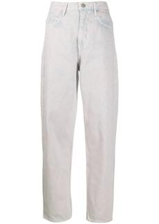 Isabel Marant tie-dye high rise jeans