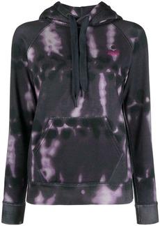 Isabel Marant tie-dye print hoodie
