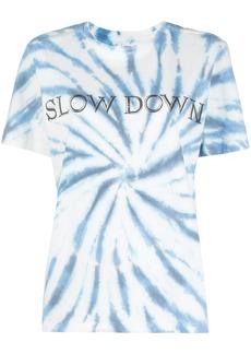Isabel Marant tie-dye print T-shirt