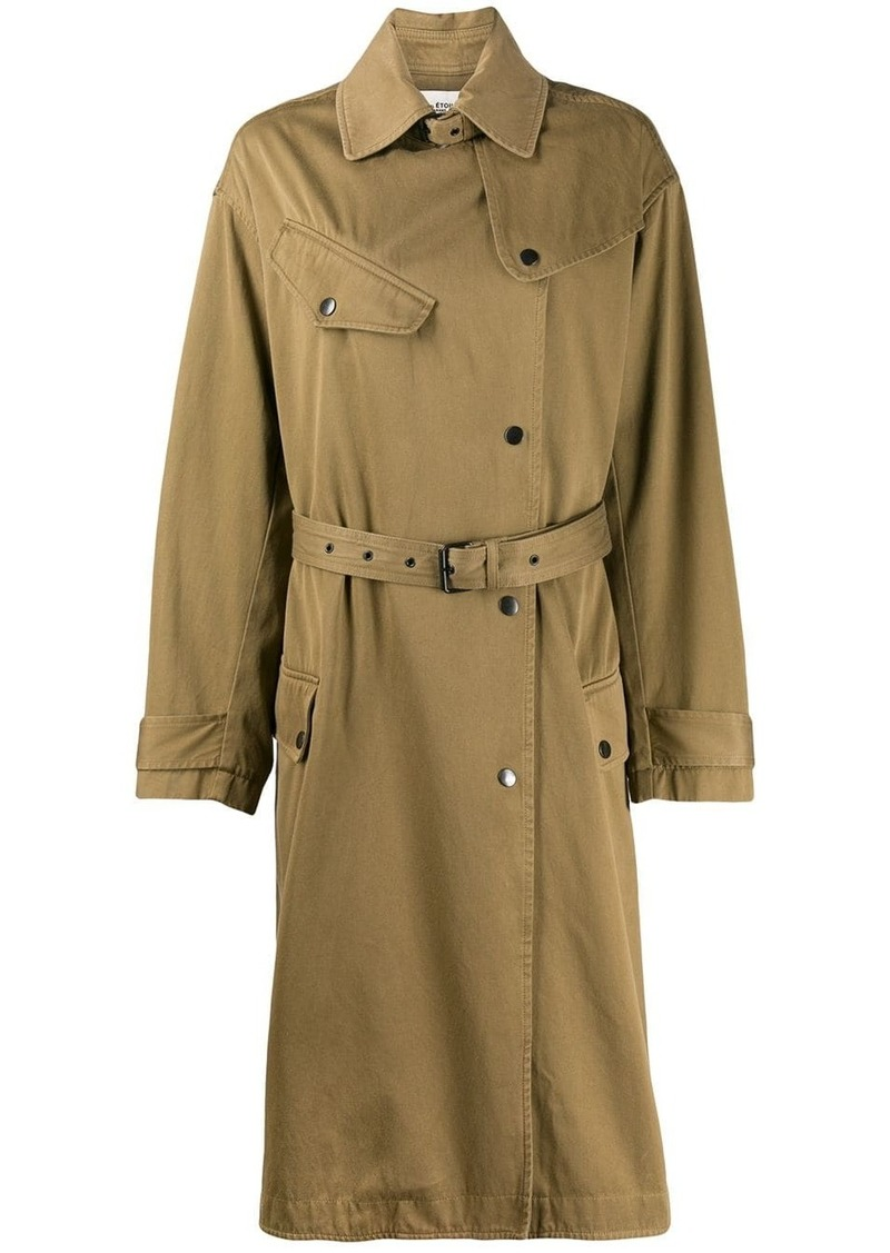 Tipo trench coat