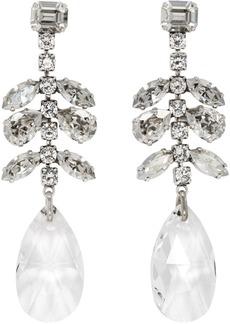 Isabel Marant Transparent Peace Earrings
