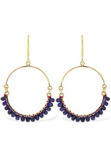 Isabel Marant Tribal Beaded Earrings